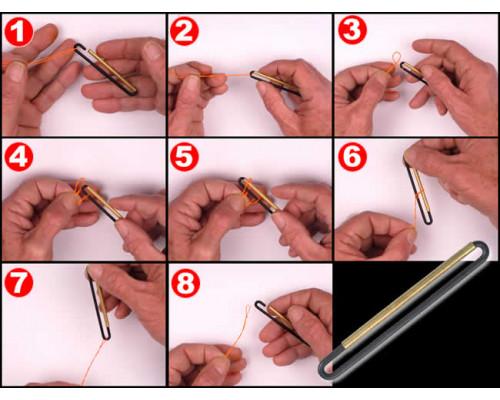 Get Knotted инструмент для вязки петель