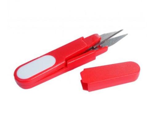 Ножницы для лески, с колпачком