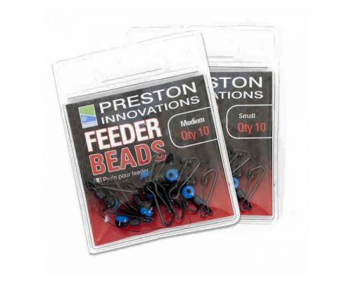 FEEDER BEADS- S Крепеж скользящий для фидерных кормушек