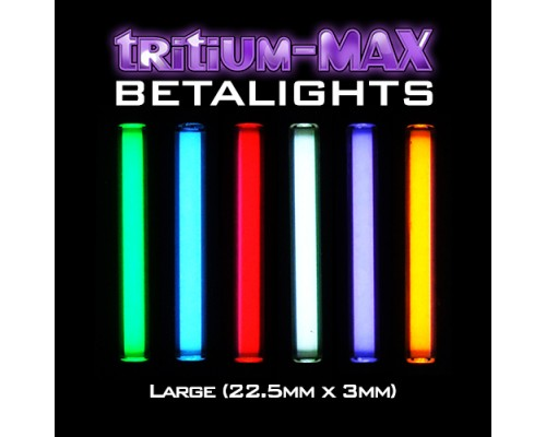 Betalights Tritium-Max Large Ice-Blue   изотоп ( без индивидуальной упаковки )