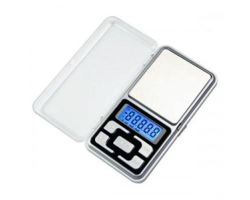 Весы бытовые (О4) малые (117х62мм) электронные, высокоточные (до 0.1гр.) max вес 500гр. (25)