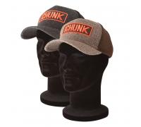 CHUNK™ Twill Trucker Cap - Khaki   бейсболка