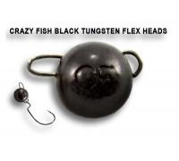 Вольфрамовая шарнирная головка 2г цвет чёрный