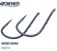 Одинарный крючок OWNER 50010-4, лопатка, 12 шт./уп.