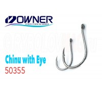 Одинарный крючок OWNER 50355-2, кольцо