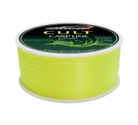 Леска CLIMAX CULT CARP LINE Z-SPORT fluo-yellow 0,28mm 6,8kg (1000m)