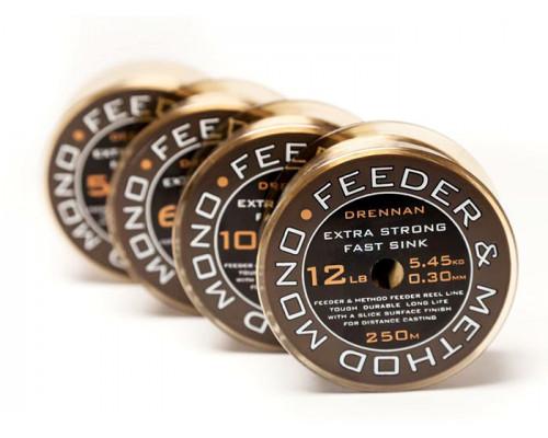 Feeder & Method Mono 100m 5lb 0.203  леска монофильная