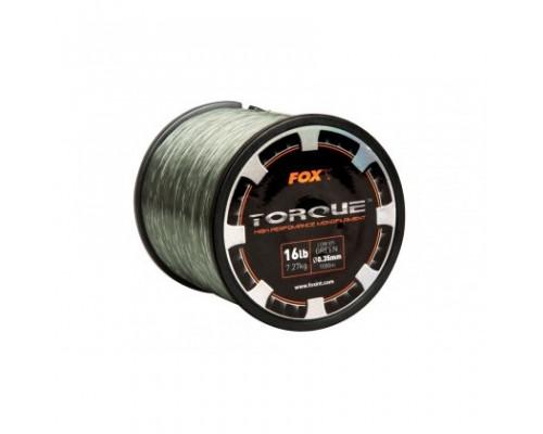 Torque Line 11lb 0.30mm 1000mt Green  леска монофильная