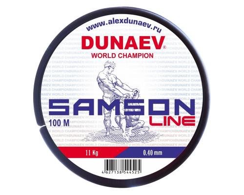 Леска Dunaev Samson 0.16мм 100м