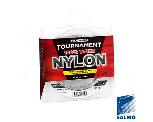 Леска моно. Team Salmo TOURNAMENT NYLON 150/020