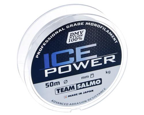 Леска моно. Team Salmo ICE POWER 050/012