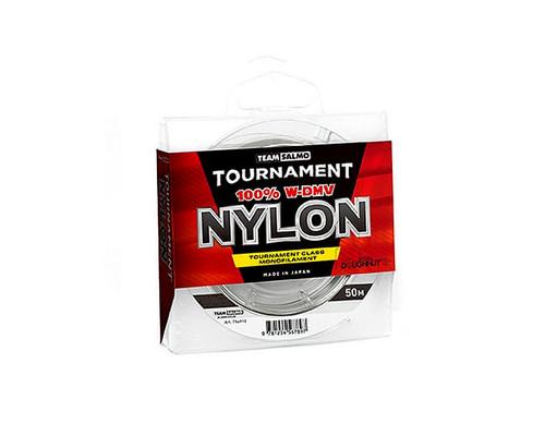 Леска моно. Team Salmo TOURNAMENT NYLON 050/010