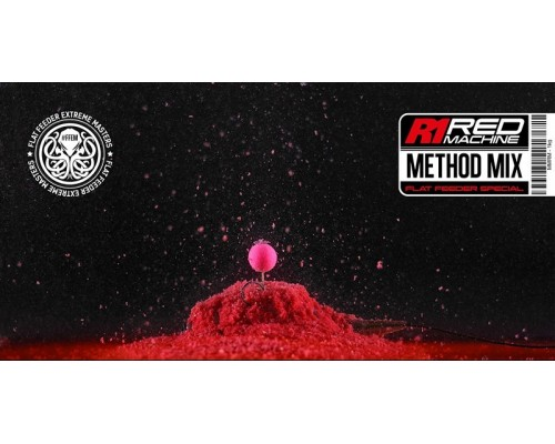 FFEM Method Mix Red Machine