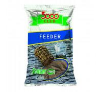Прикормка Sensas 3000 Club FEEDER 1кг