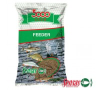 Прикормка Sensas 3000 Club FEEDER Bream 1кг