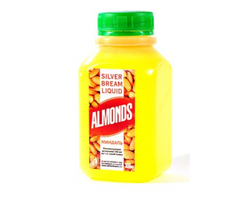 Silver Bream Liquid Almonds 0.3л. (Миндаль)
