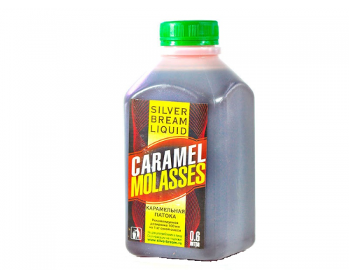 Silver Bream Liquid Caramel  Molasses 0.6л. (Карамель)