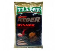00101_Feeder Series Dynamic (Фидер серия - Лещ, Плотва, Язь, Голавль) 1кг