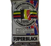 Marcel VDE Прикормка Superblack (VDE) Супер черная (плотва, лещ, карась) 1 кг