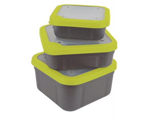Bait Boxes Grey/Lime - 1.1pt  коробка