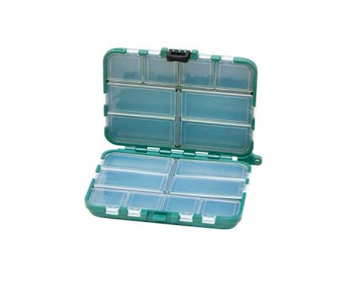 Коробка ТРИ КИТА для мелочей СЧ-3 120*100*30мм (16 отд.) цв. в ассортименте