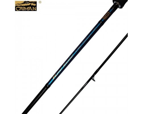 Спиннинг CAIMAN River hunter spin (Синие) IM-7 7-28g 2.40м 171065