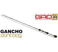 Спиннинговое удилище GAD-P21 GANCHO, 213 см., 3.0-12.0 гр., 4-10 Lb, Fast