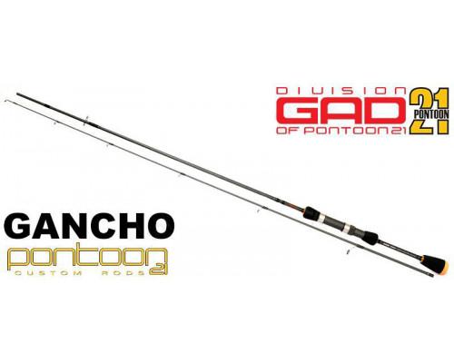 Спиннинговое удилище GAD GANCHO, 183 см., 0.8-6.0 гр