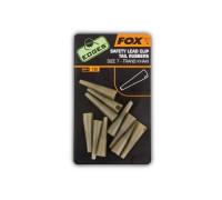 EDGES™ Lead Clip Tail Rubbers size7  cиликоновый конус для безопасной клипсы