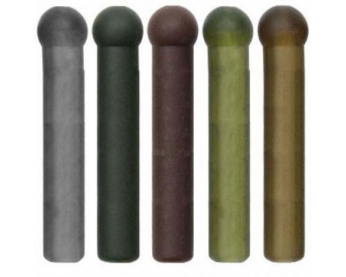 Buffer Beads  Black\Silt бусина