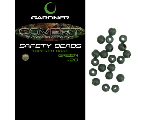Covert Safety Beads Green