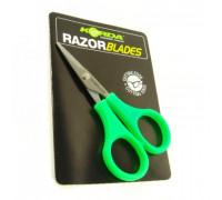 Ножницы для плетен.шнуров Korda Razor Blades KRZB