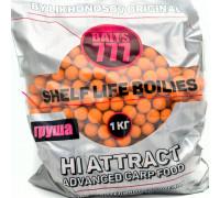 Бойлы тонущие 777 (Лихоносовы) Acid Pear (Кислая груша) 20mm 1 кг