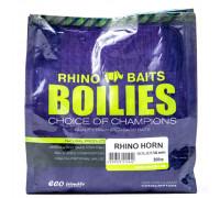 Бойлы насадочные Rhino Horn (белые специи), 14 мм, пакет 0,5 кг