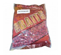Euroboilies 14mm 1kg Bloodworm бойлы мотыль