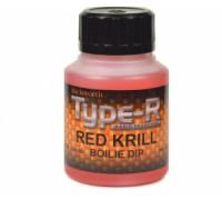 Boilie DIPS  125ml  Red Krill (Красный Криль)  рыбный запах, с добавлением муки криля.