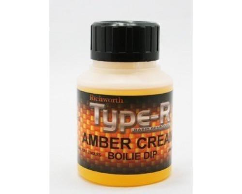 Boilie DIPS  130ml  Amber Cream  (Янтарный Крем)   кремово-молочная смесь запахов