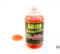 200ml Booster PAC Wild Strawberry (Fraise Des Bois) жидкий аттрактант для прикормки земляника