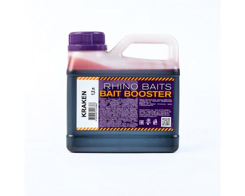 Biat Booster Liquid Food (жидкое питание) Kraken (сквид октопус - кальмар), канистра 1,2 литра