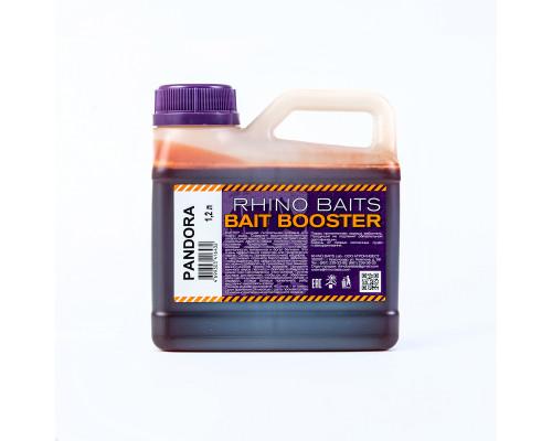 Biat Booster Liquid Food (жидкое питание) Pandora (морские гады + специи), канистра 1,2 литра