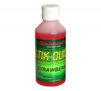 250ml Stik-quid's Strawberry  жидкий аттрактант для прикормки