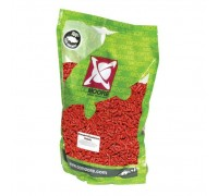 "Boosted Bloodworm Pellets 3kg 6mm  пелетс ""мотыль"""
