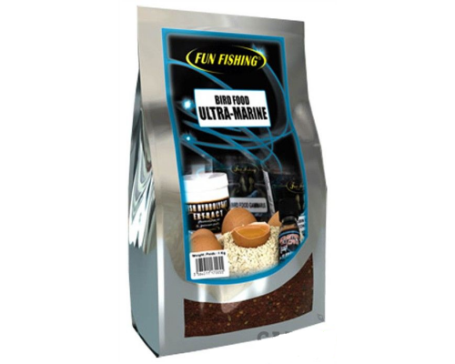 Bird Food Ultra Marine 1kg