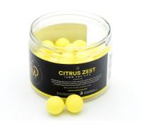 Citrus Zest Pop Ups 14mm  (Elite Range)   плавающие бойлы, на основе цитрусовой цедры