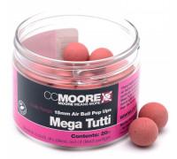 Mega Tutti  Air Ball Pop-Up 15 mm (20)  плавающие бойлы ( спецпредложение )