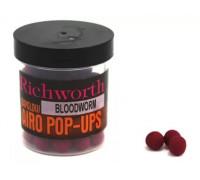 Airo Pop-Up 14mm Bloodworm плавающие бойлы мотыль