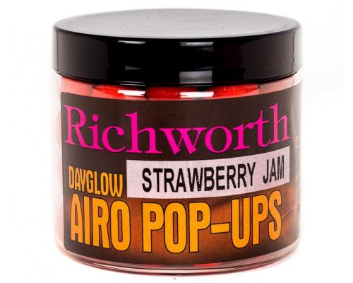 Airo Pop-Up 14mm Strawberry Jam плавающие бойлы клубничный джем