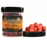 Airo Pop-ups 14mm  Red Krill (Красный Криль)  рыбный запах с добавлением муки криля.