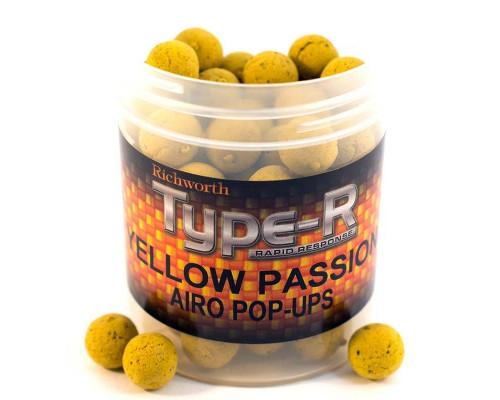 Airo Pop-ups 14mm  Yellow Passion (Желтая Страсть)  уникальная комбинация ароматов