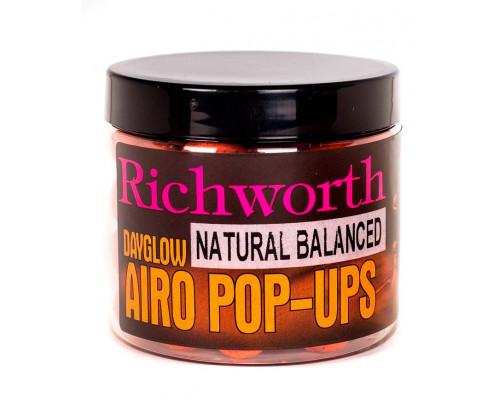 Airo Pop-Up 15mm Natural Balanced  плавающие бойлы